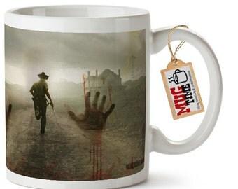 Walking Dead Mug Cup - Great for fans!