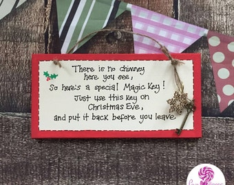 Magic Key Plaque