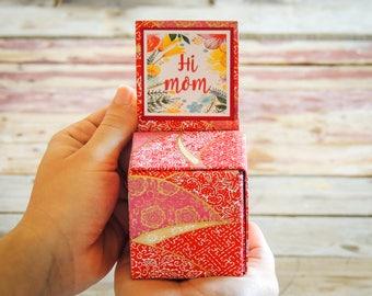 Original gift for mom, Christmas gift for mom, Gift from son to mom, Gift from daughter, Gifts for mom, Mom birthday gift, Gift for women