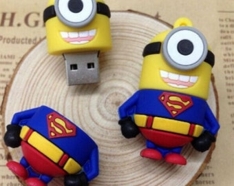 Minion Superman 8GB USB