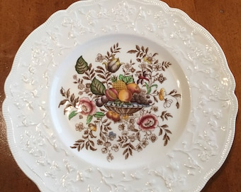 Dinner Plate | Johnson Brothers | Windsor Ware | Pomona | England