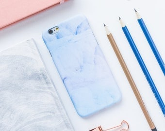 Blue Marble iPhone Case iPhone 8 Case iPhone 8 Plus Case iPhone 7 Case iPhone 7 Plus Case iPhone 6s Case iPhone 6s Plus Case Shell iPhone