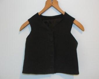 Authentic Amish Child's Vest - SKU 1321