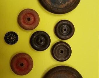 Vintage Toy Wheels