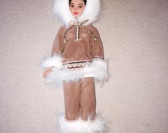 Vintage Eskimo Barbie