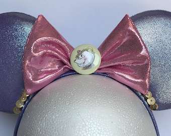 Mrs. Potts Headband Ears