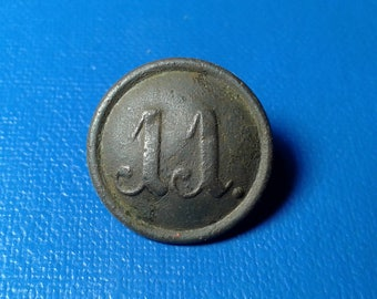 """Ancient Military buttons """" 11 """"."""