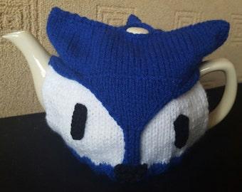 Sonic the hedgehog tea cosy 4-6 cup
