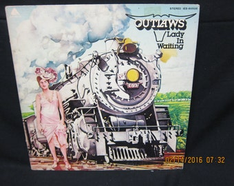 Outlaws Lady in Waiting - Arista Records ===LP