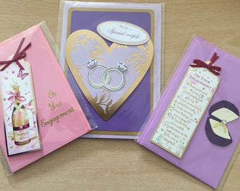 Engagment cards