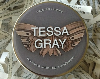 Tessa | 8oz soy candle | The Infernal Devices