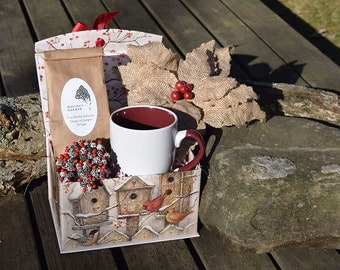 Herbal Infusion Gift Basket