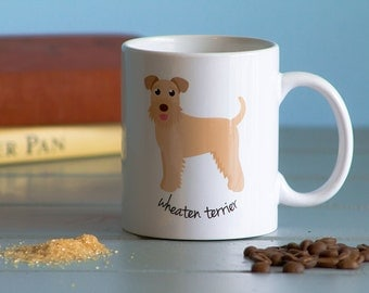 Wheaten Terrier Mug