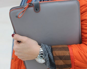 Simply Chic Leather Macbook Cases- free monogramming