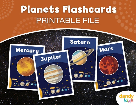 Impeccable image for planet printable