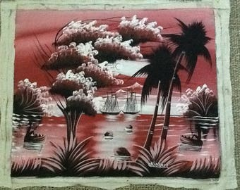 "Haitian Art ""Tranquil Haiti"""