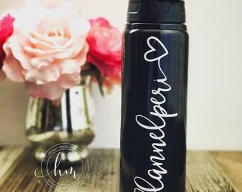 Personalized 28oz Sports Water Bottle