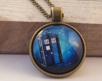 Doctor Who Tardis, Bronze