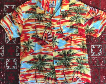 M: Vintage Hawaiian shirt