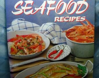 Vintage Australian Women's Weekly Cookbook - The Best Seafood Recipes