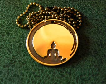 Buddha  Pendant, Zen