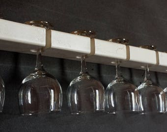 wine glass holder etsy. Black Bedroom Furniture Sets. Home Design Ideas