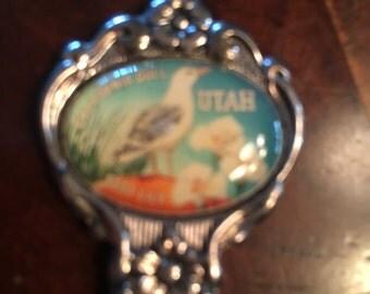 Utah state collectible souvenir spoon