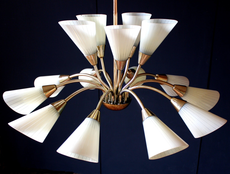 1of2 german butterfly chandelier elegant & by grafvonbrueck