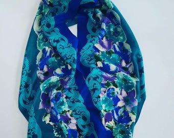 Morgan Taylor vintage scarf