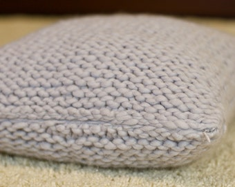 Super soft cushion from 100% wool