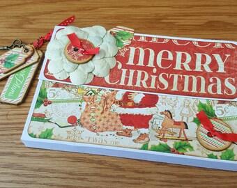 Christmas Brag Book