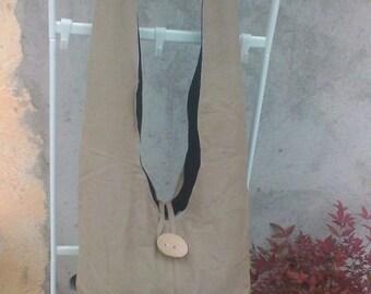 Light brown hobo bag shoulder bag