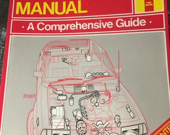 Sale!...Automobile Electrical Manual....A comprehensive guide...1983...was 22.99
