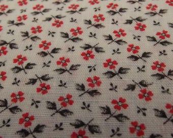 COTTON - Pretty Poppies