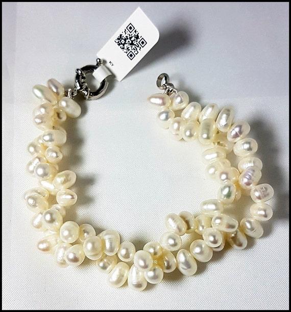 Andaman pearl bracelet