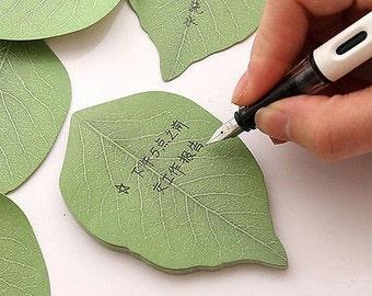 Leaf Sticky Note