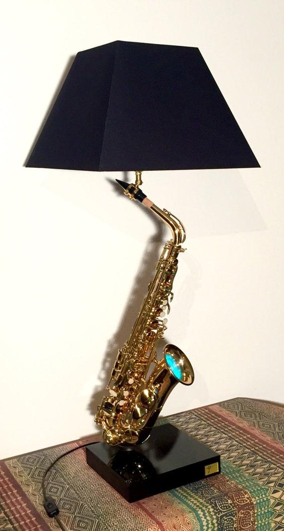 Saxophone lamp / lamp SAX
