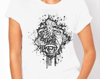 American Psycho (Christian Bale - Film) Women's T Shirt (3 Colour options)