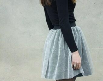 """Flared skirt """"net"""""""