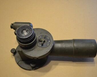 WWII 1943 Telescope Elbow M17