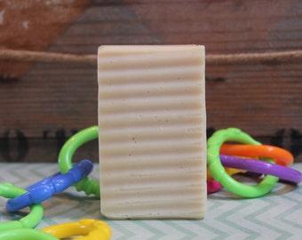 Gentle Baby Handcrafted Soap, Goats milk, baby gift