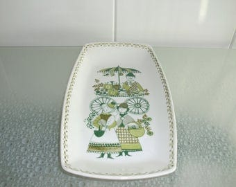 Figgjo Flint Market smallo serving plate Turi Design Norway Scandinavian design