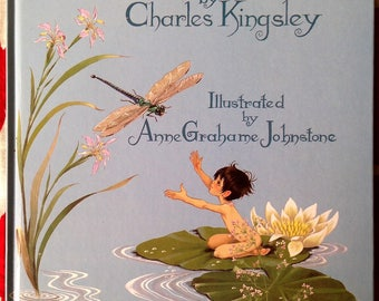 The Water Babies, Charles Kingsley, Illustrated by Anne Grahame Johnstone