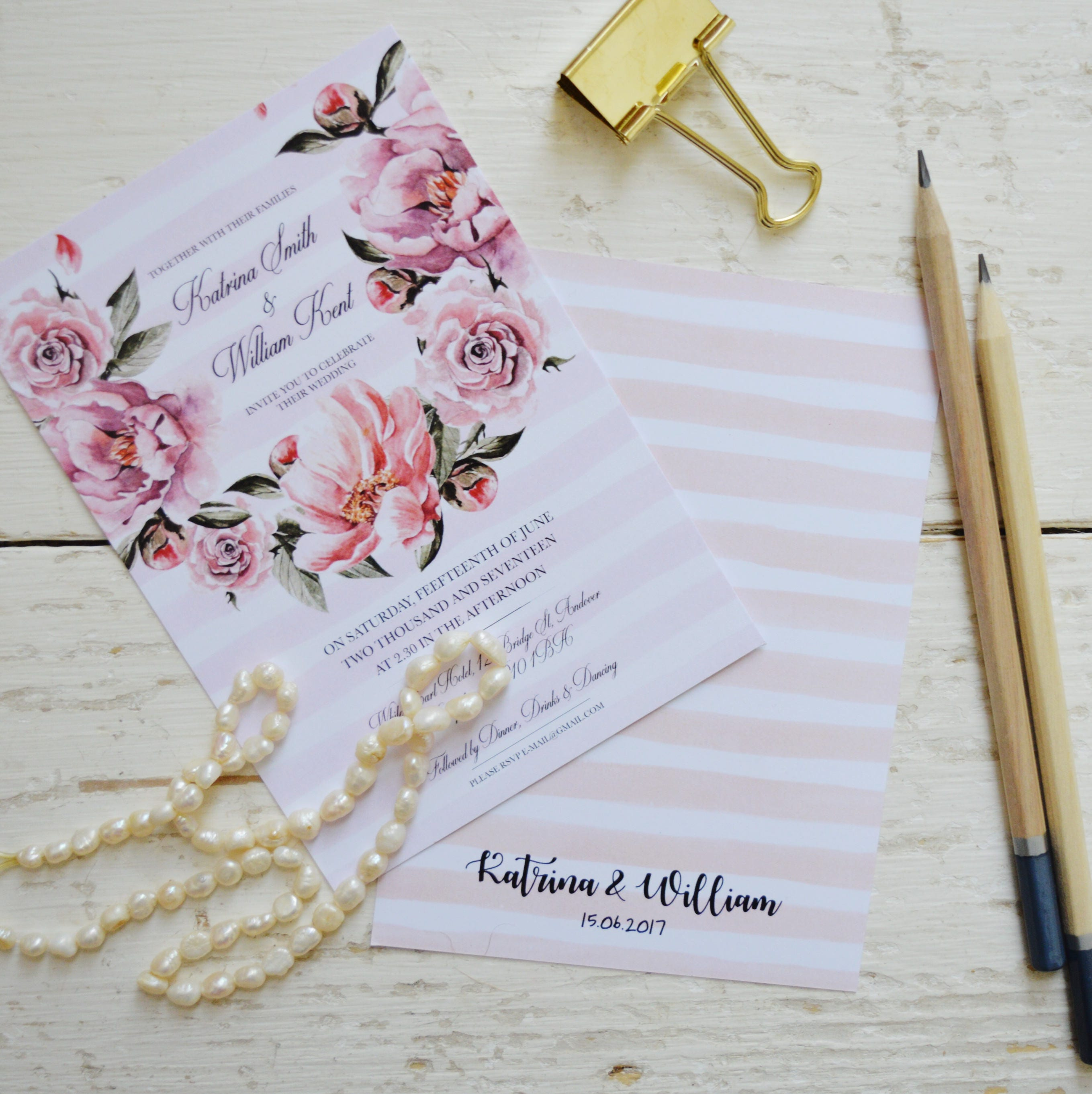 Bohemian Wedding Invitation Printable Boho Floral Templates Invite Chic Invites A5