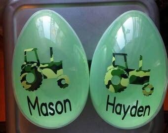 Personalized Easter Egg, personalized jumbo egg, giant Easter egg with name, Easter, Easter egg with name, 1st Easter, stuffed Easter egg
