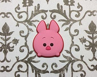 Pig cabochon