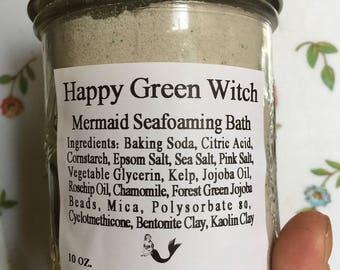 Mermaid Seafoaming Bath