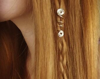 Viking Hair/Beard Wrap
