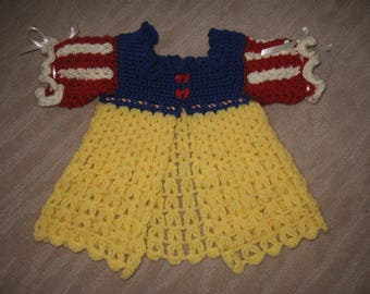 Snow White Dress size 3
