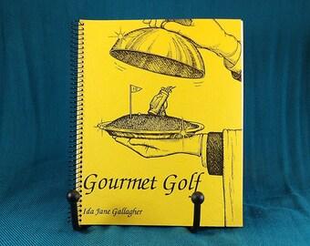Regional Vintage Cookbook Gourmet Golf Favorite Recipes
